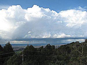 Towering clouds - © Sam Mccubbin